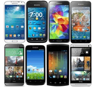 smartphone abonnementen