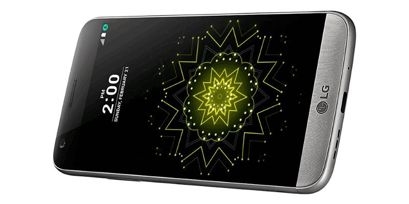 De LG G5